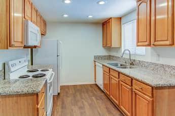 Kitchen, Mountain View Mansion Apartments, 1