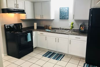 Kitchen, Las Lomas Apartment Homes, 0