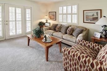 Living Room, Thornhill Park, 1