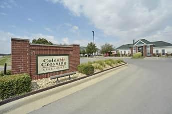 Community Signage, Coles Crossing Apartments, 2
