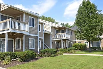 Building, Tide Mill Apartments, 0