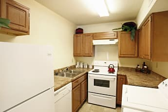 Kitchen, Lakeville Townhomes Community, 2