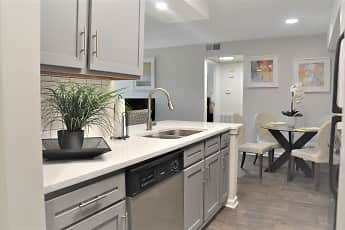 Kitchen, The Cypress Apartments, 0