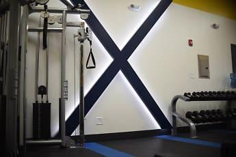 Fitness Weight Room, 400 Maynard, 2