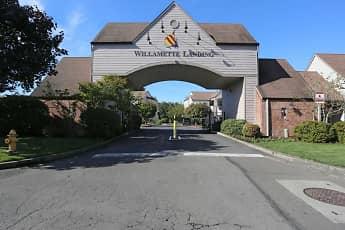 Community Signage, Willamette Landing, 0