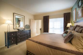 Bedroom, Odyssey Lake, 2