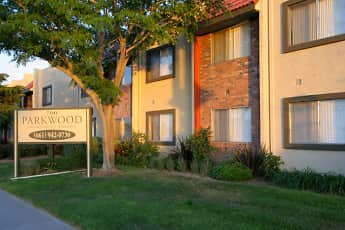 Community Signage, Parkwood Apartments, 2