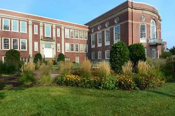 Building, Wilber School Apartments, 1
