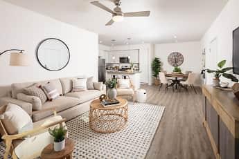 Living Room, Homecoming At Creekside, 1