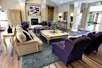 Living Room, The Enclave, 0