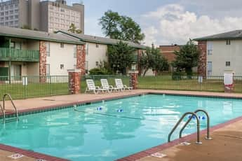 Pool, Hillcrest 90 Apartments, 0