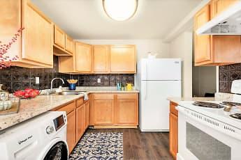 Kitchen, Newport Square, 0