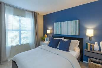 Bedroom, Residences at Belmont, 2