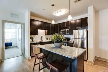 Kitchen, Millennium Apartments, 0