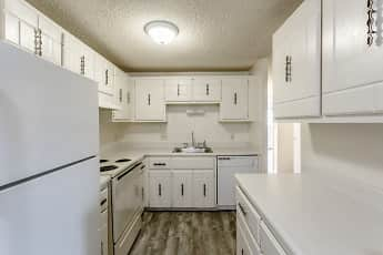 Kitchen, Whispering Pines, 1