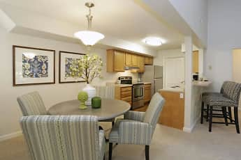 Dining Room, Lakemont Gardens Apartments, 0