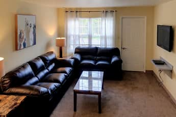 Living Room, Nittany Commons of Penn State, 0