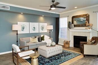 Living Room, Mcdermott Place, 2