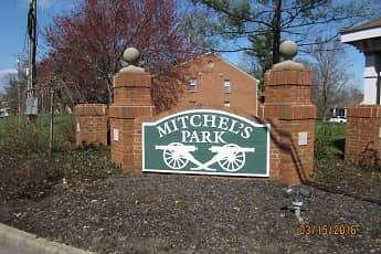 Community Signage, Mitchel's Park Apartments, 0