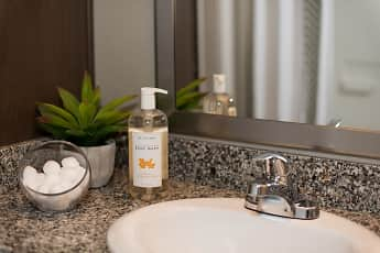 Bathroom, The Reserve on Bayou Desiard, 2