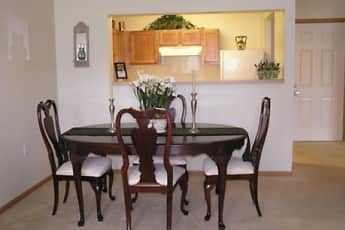 Dining Room, The Village At Park Terrace, 2