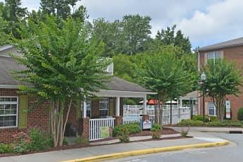 Leasing Office, Princeton Terrace, 1