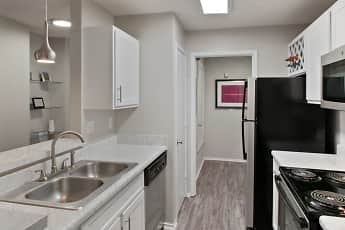 Kitchen, Crest View at Oakleigh, 1