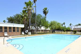 Pool, Jackson Square Apartments, 0