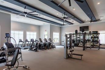 Fitness Weight Room, Decorum, 1
