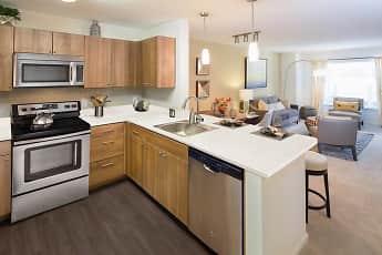 Kitchen, Avalon Bear Hill, 1
