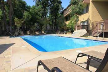 Pool, Hidden Springs, 2