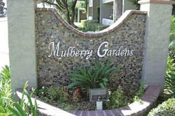 Community Signage, Mulberry Gardens, 0