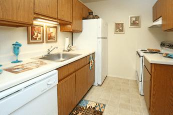 Kitchen, Fountain Park Westland, 1
