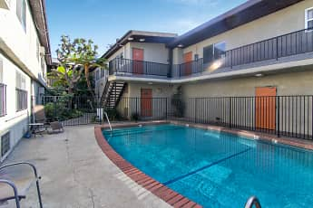 Pool, Lido Apartments at 3339 Canfield Ave, 0