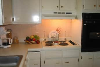 Kitchen, Colonial Village, 2