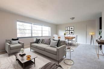 Living Room, Rosemont Plaza, 1
