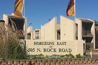 Community Signage, Horizons East, 0