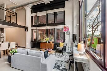 Living Room, Rayette Lofts, 0