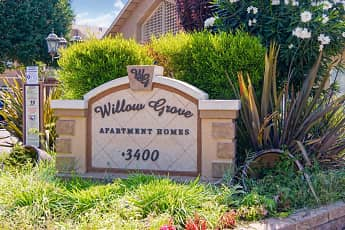 Community Signage, Willow Grove, 1