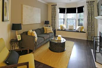 Living Room, The Reserve At Wauwatosa Village, 1