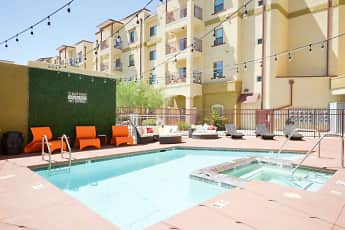 Pool, The Junction At Iron Horse Student Housing, 0