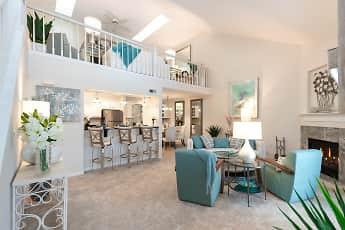 Living Room, Canterbury Crossing Luxury Apartment Homes, 0