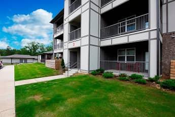 Building, Landmark Apartments, 1