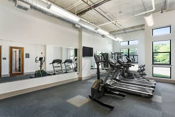 Fitness Weight Room, Eclipse on Madison, 2