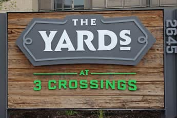 Community Signage, The Yards At 3 Crossings, 2