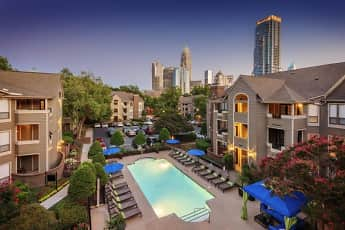 Pool, Uptown Gardens Apartments, 0