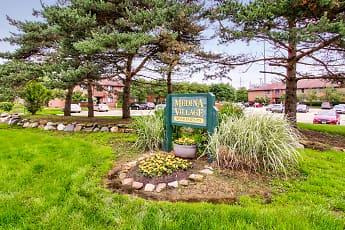 Community Signage, Medina Village, 0