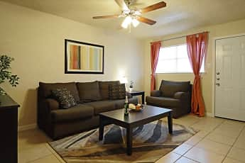 Living Room, Eastgate Ridge Apartments, 0