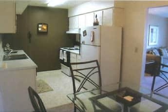 Kitchen, Shadow Ridge Apartments, 0