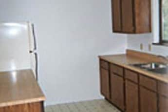 Kitchen, 17th Place Apartments, 1